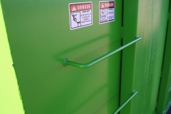 30 yard waste container