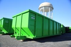 30 yard waste dumpster