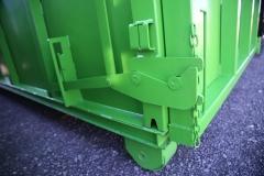 30 yard recycling dumpster