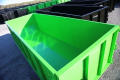 30 yard steel container