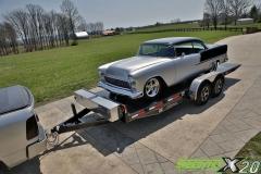 Fitzgerald Industries tilting trailer
