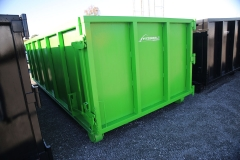 30 yard recycling container